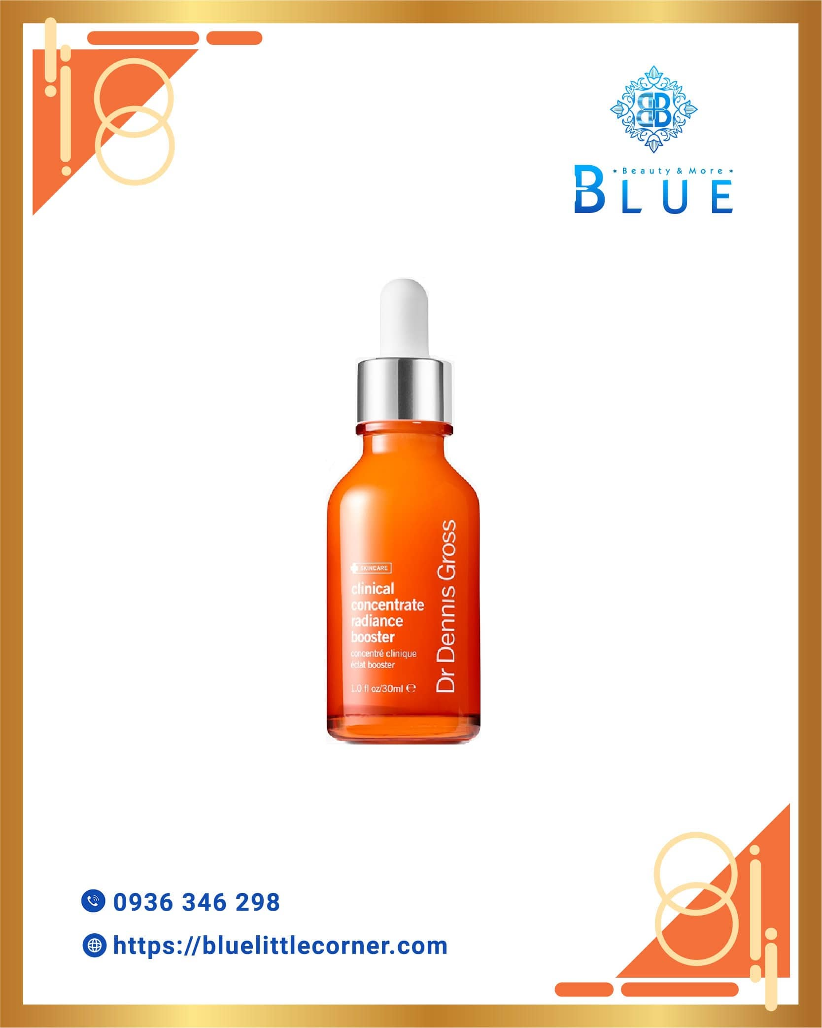Serum CLINICAL CONCENTRATE RADIANCE BOOSTER